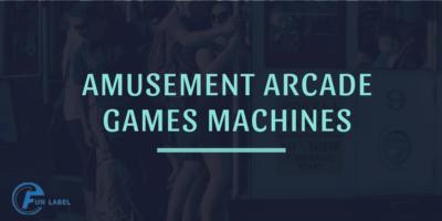 Arcade Games Machines
